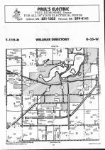 Willmar T119N-R35W, Kandiyohi County 1991